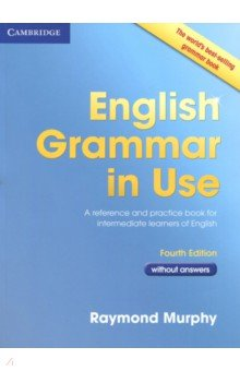 English Grammar in Use 4 Edition Bk with ans grammar and vocabulary for first and first for schools book with answers