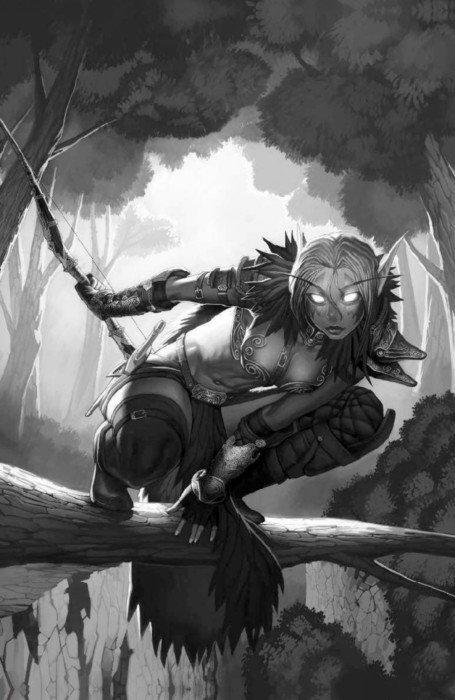Иллюстрация 1 из 25 для Warcraft. Легенды. Том 2 - Кнаак, Джолли, Рандольф, Спарроу | Лабиринт - книги. Источник: Лабиринт