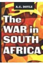 Обложка The War in South Africa