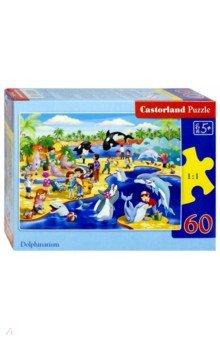 Купить Puzzle-60 Дельфинарий (MIDI В-066148), Castorland, Пазлы (54-90 элементов)