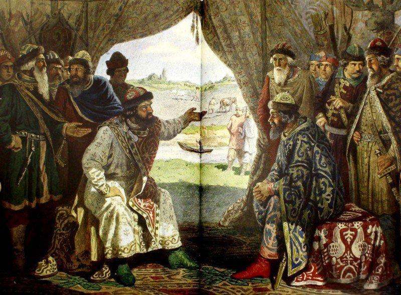 Иллюстрация 1 из 11 для Великие правители. Том 3. Владимир Мономах - Михаил Юрасов   Лабиринт - книги. Источник: Лабиринт