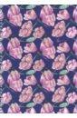 Тетрадь 96 листов, А4, спираль, Розовые лепестки (ТСБ4964503).