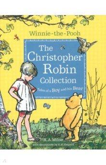 Купить Winnie-the-Pooh: The Christopher Robin Collection (Tales of a Boy and his Bear), Egmont Books, Художественная литература для детей на англ.яз.