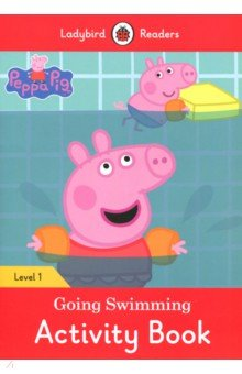 Peppa Pig Going Swimming Activity Book Lbreader1
