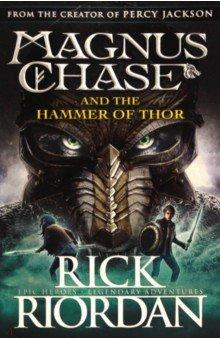 Купить Magnus Chase and the Hammer of Thor, Puffin, Художественная литература для детей на англ.яз.