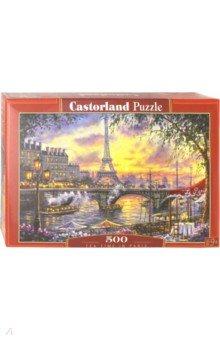 Купить Puzzle-500 Париж (B-53018), Castorland, Пазлы (400-600 элементов)