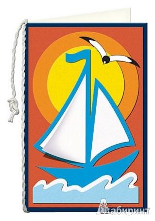 Иллюстрация 1 из 2 для Кораблик (АБ 23-703/) | Лабиринт - игрушки. Источник: Лабиринт