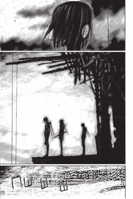 Иллюстрация 1 из 10 для Blame! Том 9 - Нихэй Цутому | Лабиринт - книги. Источник: Лабиринт