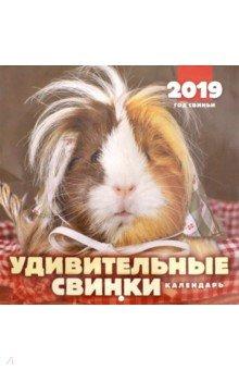 2019 год. Календарь перекидной
