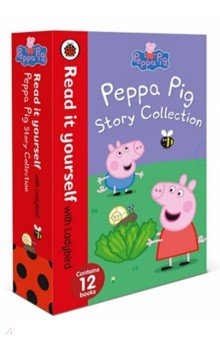 Peppa Pig Story Collection - (12-book box) RIY, ISBN 9780241353165, Ladybird , 978-0-2413-5316-5, 978-0-241-35316-5, 978-0-24-135316-5 - купить со скидкой
