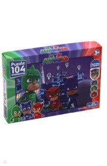 Купить Герои в масках. Пазл-104 Ночные герои (04229), Оригами, Пазлы (100-170 элементов)