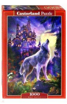 Купить Puzzle-1000 Волчий замок (C-104178), Castorland, Пазлы (1000 элементов)