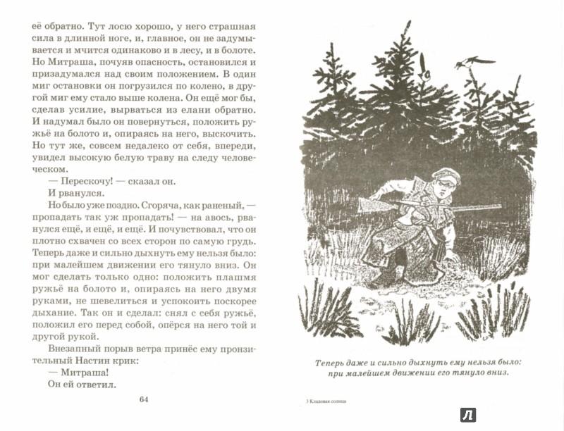 Иллюстрация 1 из 23 для Кладовая солнца - Михаил Пришвин | Лабиринт - книги. Источник: Лабиринт