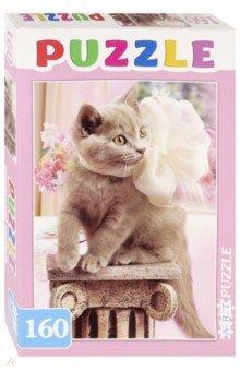 Купить Artpuzzle-160 Британский котенок (ПА-4571), Рыжий Кот, Пазлы (100-170 элементов)
