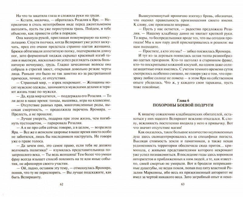 Иллюстрация 1 из 3 для Некромант, который попал - Анна Соломахина | Лабиринт - книги. Источник: Лабиринт