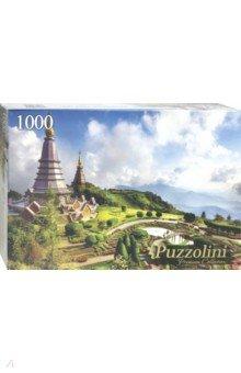 """Puzzle-1000 """"Храмы Таиланда"""" (GIPZ1000-9922)"""