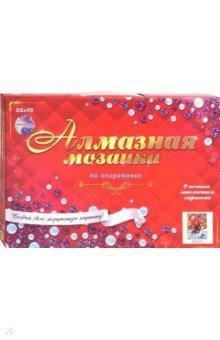 Купить Алмазная мозаика Букет пышных цветов (22х32 см) (AC22019), Рыжий Кот, Аппликации