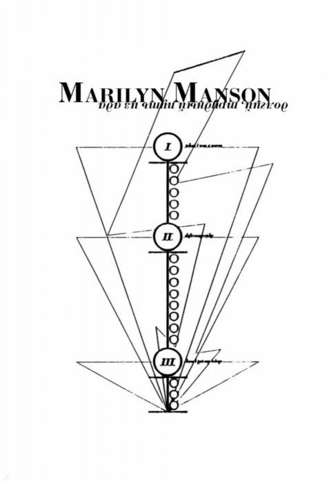 Иллюстрация 1 из 31 для Marilyn Manson: долгий, трудный путь из ада - Мэнсон, Штраус | Лабиринт - книги. Источник: Лабиринт
