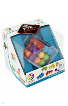 Купить Игра логическая IQ-Куб PRO (SG413 RU/ВВ3332), BONDIBON, Головоломки