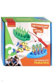 Купить Игра настольная обучающая Рыбалка (ВВ3157), BONDIBON, Обучающие игры