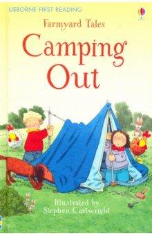 Camping Out, Usborne, Художественная литература для детей на англ.яз.  - купить со скидкой