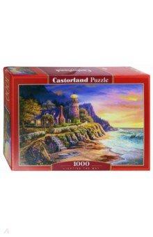 Купить Puzzle-1000. Маяк (C-104161), Castorland, Пазлы (1000 элементов)