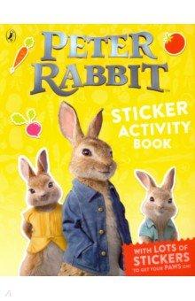 Купить Peter Rabbit The Movie: Sticker Activity Book, Penguin, Книги для детского досуга на английском языке