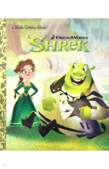 Купить Shrek, Random House, Художественная литература для детей на англ.яз.