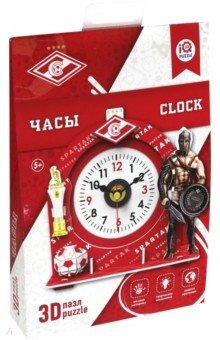 Купить 3D пазл Часы Спартак (16566), IQ 3D Puzzle, Объемные пазлы