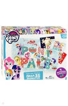Купить Пазл-35 My Little Pony. Магия дружбы (04324), Оригами, Пазлы (12-50 элементов)