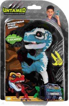 Купить Интерактивный динозавр Айронджо 12 см (3785), Fingerlings, Другие виды игрушек