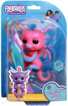 Купить Интерактивный дракон Сенди 12 см (3583), Fingerlings, Другие виды игрушек