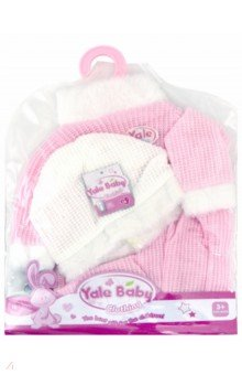 Одежда для куклы: комбинезон и шапочка (BLC40)