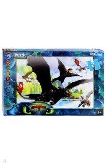Купить Puzzle maxi-24 Драконы-2 (90043), Степ Пазл, Пазлы (Maxi)