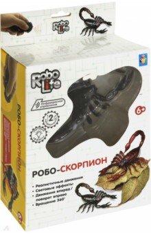 Робо-скорпион на ИК-управлении, коричневый (Т10894)