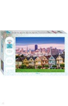 Купить Step Puzzle-1000 США. Сан-Франциско (79141), Степ Пазл, Пазлы (1000 элементов)