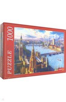 Купить Puzzle-1000 ПАНОРАМА ЛОНДОНА (Х1000-6797), Рыжий Кот, Пазлы (1000 элементов)