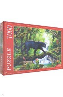 Купить Puzzle-1000 ПАНТЕРА (Ф1000-6799), Рыжий Кот, Пазлы (1000 элементов)