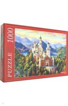 Puzzle-1000 ЗАМОК НОЙШВАНШТАЙН (Ф1000-6785), Рыжий Кот, Пазлы (1000 элементов)  - купить со скидкой