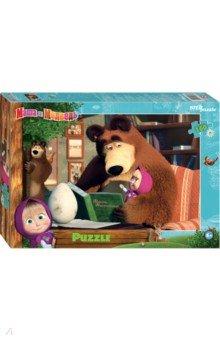 Купить Step Puzzle-160 Маша и Медведь-2 (94089), Степ Пазл, Пазлы (100-170 элементов)