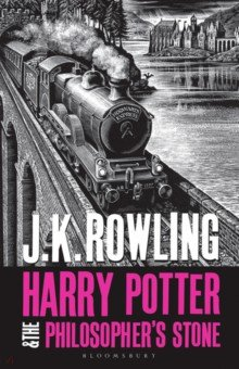 Купить Harry Potter 1: Philosopher's Stone (new adult), Bloomsbury, Художественная литература для детей на англ.яз.