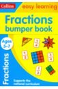 Fractions Bumper Book Ages 5-7,