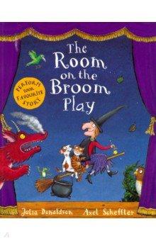 Купить The Room on the Broom, Mac Children Books, Художественная литература для детей на англ.яз.