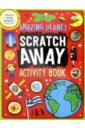 Scratch Away Activity Book. Amazing Planet цена и фото