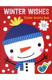 Купить Winter Wishes. Sticker Activity Book, Make Believe Ideas, Книги для детского досуга на английском языке