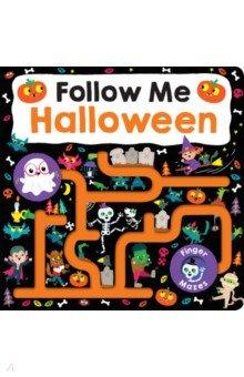 Купить Follow Me Halloween, Priddy Books, Первые книги малыша на английском языке