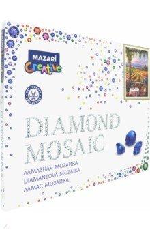 Алмазная мозаика ПОЛУДЕННЫЙ ОТДЫХ 40х50 см (M-10186), ISBN 4680527032140, MAZARI , 468-0-5270-3214-0, 468-0-527-03214-0, 468-0-52-703214-0 - купить со скидкой