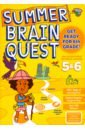 Обложка Summer Brain Quest: Between Grades 5 & 6