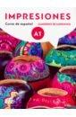 лучшая цена Balboa Sanchez Olga, Varela Navarro Montserrat, Teissier de Wanner Claudia Impresiones A1. Cuaderno de ejercicios