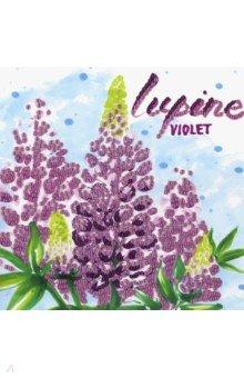 Купить Алмазная мозаика Lupine (M-10483), MAZARI, Аппликации